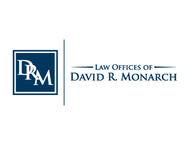 Law Offices of David R. Monarch Logo - Entry #151