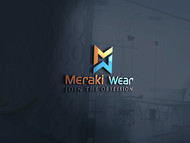 Meraki Wear Logo - Entry #135