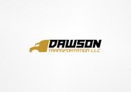 Dawson Transportation LLC. Logo - Entry #116