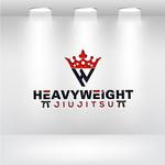 Heavyweight Jiujitsu Logo - Entry #182