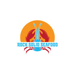 Rock Solid Seafood Logo - Entry #16