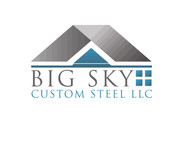 Big Sky Custom Steel LLC Logo - Entry #58