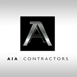 AIA CONTRACTORS Logo - Entry #94