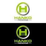 Hanko Fencing Logo - Entry #247