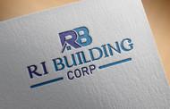 RI Building Corp Logo - Entry #46