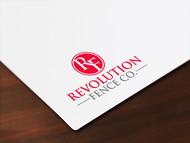 Revolution Fence Co. Logo - Entry #31