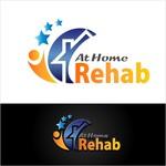 At Home Rehab Logo - Entry #97