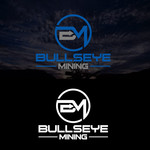 Bullseye Mining Logo - Entry #89