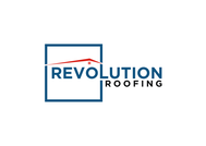 Revolution Roofing Logo - Entry #25