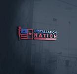 Installation Nation Logo - Entry #90