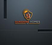 Sunshine Homes Logo - Entry #461