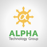 Alpha Technology Group Logo - Entry #137