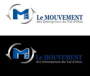 Le Mouvement des Entreprises du Val d'Oise Logo - Entry #51