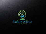 Family Wealth Partners Logo - Entry #73