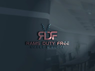 Rams Duty Free + Smoke & Booze Logo - Entry #193