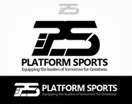 "Platform Sports "" Equipping the leaders of tomorrow for Greatness."" Logo - Entry #59"