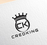 CredKing Logo - Entry #48