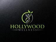 Hollywood Wellness Logo - Entry #58
