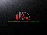 Carter's Commercial Property Services, Inc. Logo - Entry #160
