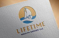 Lifetime Wealth Design LLC Logo - Entry #144