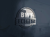 BWT Concrete Logo - Entry #345