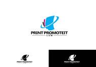 PrintItPromoteIt.com Logo - Entry #36