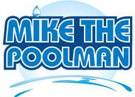 Mike the Poolman  Logo - Entry #13