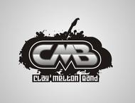 Clay Melton Band Logo - Entry #128