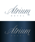Atrium Hotel Logo - Entry #110