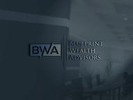 Blueprint Wealth Advisors Logo - Entry #368