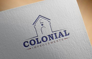 Colonial Improvements Logo - Entry #51