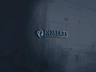 Roberts Wealth Management Logo - Entry #238