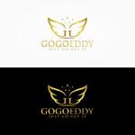 GoGo Eddy Logo - Entry #155