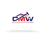 CMW Building Maintenance Logo - Entry #228