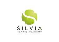 Silvia Tennis Academy Logo - Entry #124