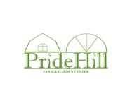 Pride Hill Farm & Garden Center Logo - Entry #86