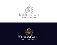 Kingsgate Real Estate Logo - Entry #38