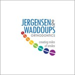 Jergensen and Waddoups Orthodontics Logo - Entry #84