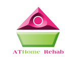 At Home Rehab Logo - Entry #26