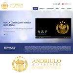 A&P - Andriulo & Partners - European law Firms Logo - Entry #2