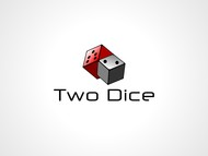 Two Dice Logo - Entry #75
