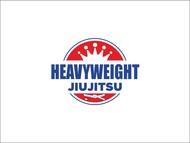 Heavyweight Jiujitsu Logo - Entry #270