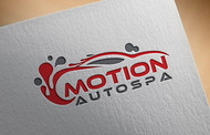 Motion AutoSpa Logo - Entry #132