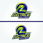 P L Electrical solutions Ltd Logo - Entry #113