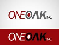 One Oak Inc. Logo - Entry #96