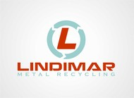 Lindimar Metal Recycling Logo - Entry #293