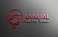 1st Annual Pull For Valor Logo - Entry #13