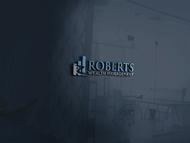 Roberts Wealth Management Logo - Entry #239