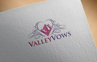 Valley Vows Logo - Entry #43