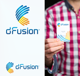 dFusion Logo - Entry #103